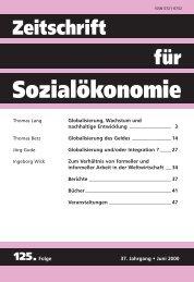 ZFSÖ 125 - Basislayout 2 - Zeitschrift für Sozialökonomie