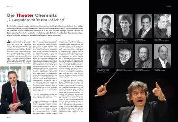 Die Theater Chemnitz - TOP Magazin