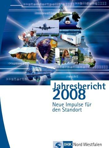 Die Basis der IHK - und Handelskammer Nord Westfalen