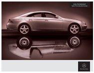 2006 Mercedes-Benz Core Technology • Sales Presentation Guide