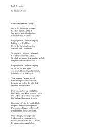 Buch der Lieder, by Heinrich Heine - Sankt Petersburg auf ajk.net