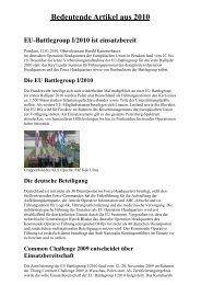 Artikelsammlung 2010 ( PDF , 1,0 MB) - Kommando ...