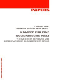 Kapitalismus in der Glaubenskrise - Prof. Dr. Franz Segbers