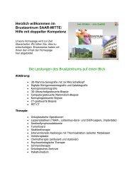 Info Brustzentrum Saar Mitte PDF 1137,5 kB