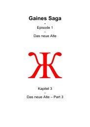 Gaines Saga