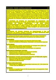 Auszug aus dem Kernlehrplan (PDF-Datei) - Mathematik