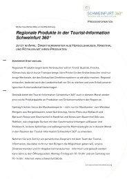 Direktvermarkter April - Schweinfurt 360