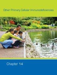 Other Primary Cellular Immunodeficiencies