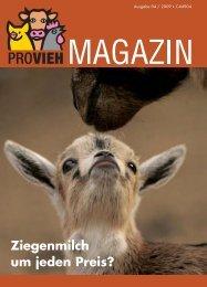 Heft 4/2009 - Verein gegen tierquälerische Massentierhaltung eV