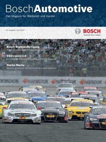 BoschAutomotive - Bosch - Werkstattportal