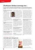 CISL giornale TED dicembre10.indd - SGB - CISL - Seite 6