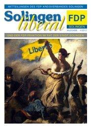 Ausgabe April/12 - FDP Solingen