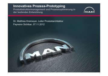 Innovatives Prozess-Prototyping