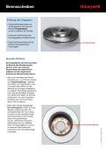 Visuelle und messtechnische Prüfungen von Bremsscheiben und ... - Seite 4