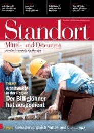Arbeitsmarkt vor erheblichen Belastungen Abschied von den ...