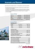 Verzeichnis der Schweizer Transport- und ... - swisstrans.info - Seite 4