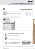 HOLZBOHRER WOOD DRILL BITS - Seite 4