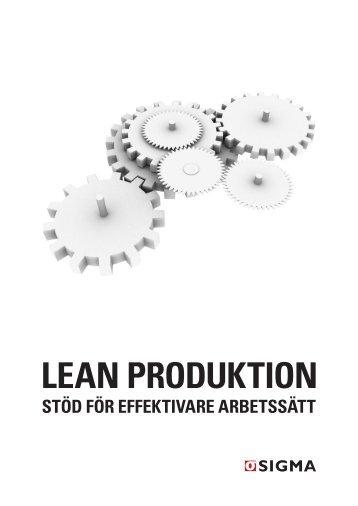 LEAN PRODUKTION - Sigma