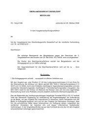 Verg 41/08 verkündet am 20. Oktober 2008 In dem ...