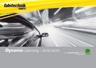 Dynamic Learning – 2012/2013 - Weiterbildungsmarkt.at