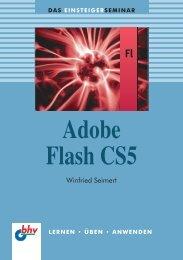 Adobe Flash CS5 - Verlagsgruppe Hüthig Jehle Rehm GmbH