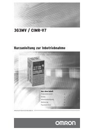 CIMR-V7CC 3G3MV-V7.indd