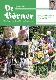Sommerfeste 2011 - auf der Homepage der Gemeinschaft der Fritz ...
