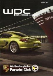 Porsche Magazin – Winter 2010 - Barbara Fischer-Reineke