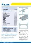 K atalog und Preisliste - Gerüste der Firma Alfix - Seite 2