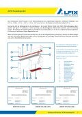K atalog und Preisliste - Gerüste der Firma Alfix - Seite 3