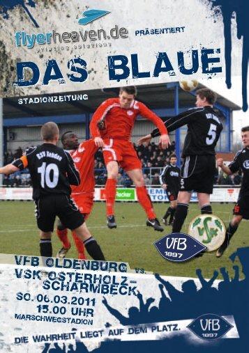 VSK Osterholz-Scharmbeck - VfB Oldenburg