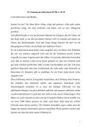 12. Sonntag im Jahreskreis - St. Antonius Frankfurt Rödelheim