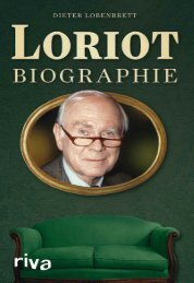 Leseprobe zum Titel: Loriot Biographie - Die Onleihe