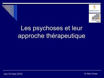 Les psychoses et leur approche thérapeutique