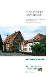 THERAPIEKONZEPT - Kommunalunternehmen Kliniken und Heime ...
