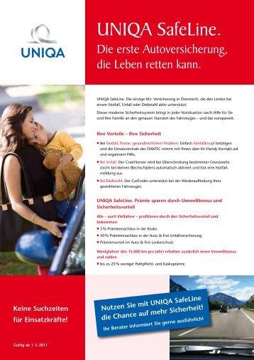 UNIQA Safeline.