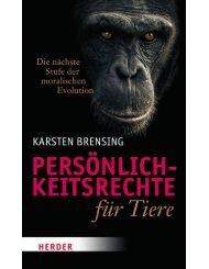 Leseprobe zum Titel: Persönlichkeitsrechte für Tiere - Die Onleihe