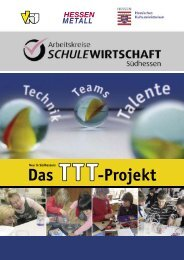 Das TTT-Projekt - auf zukunftspotenzial.de