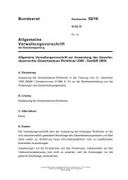 Gewerbesteuer-Richtlinien - Umwelt-online