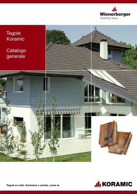 Tegole Koramic - Wienerberger