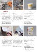 Betoninstandsetzung, Betonschutz - Greutol AG - Seite 6
