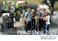 Fendt Shop 2009