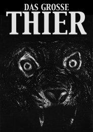 Tiger - Das grosse Thier
