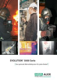 MSA EVOLUTION-5000_Leaflet_Rev03_DE.pdf - BFV Kufstein