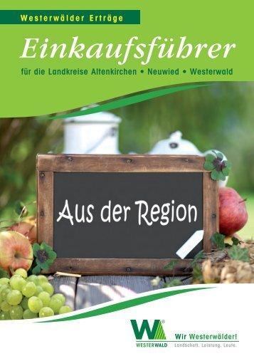 Raum Westerwald - Wir Westerwälder
