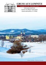 gruss aus lomnitz - Verein zur Pflege schlesischer Kunst und Kultur eV