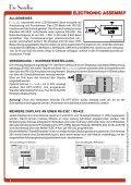 led-beleuchtete textdisplays für rs-232c inkl. frontrahmen - Elfa - Seite 2