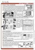 led-beleuchtete textdisplays für rs-232c inkl. frontrahmen - Elfa - Seite 4
