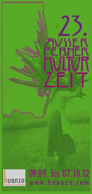 kulturzeit 2012
