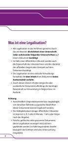Die Legalisation - Belgium - Page 4